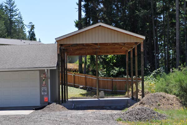 Garages additions and shops randel construction for Garage building contractors